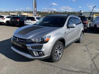 Used 2019 Mitsubishi RVR SE LTD AWC for sale in Rivière-Du-Loup, QC