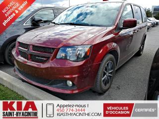 Used 2019 Dodge Grand Caravan GT ** NAVI / CUIR / DVD for sale in St-Hyacinthe, QC