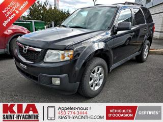 Used 2011 Mazda Tribute GX V6 4WD ** GR ÉLECTRIQUE + A/C for sale in St-Hyacinthe, QC