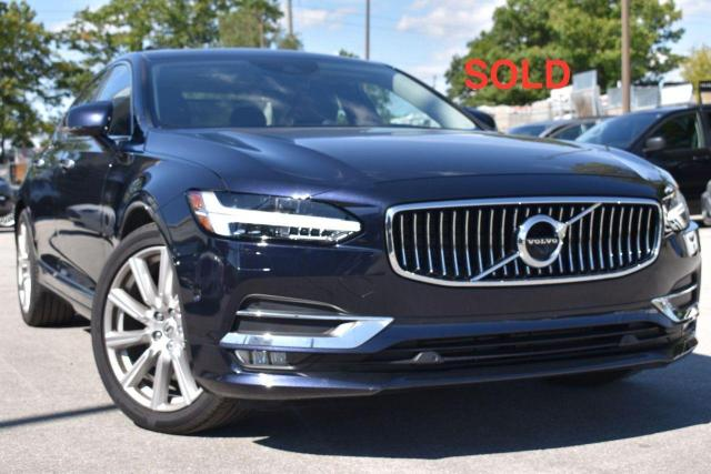 2017 Volvo S90 SOLD