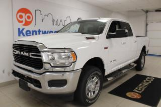 Used 2019 RAM 2500 3 MONTH DEFERRAL! *oac | Big Horm | 4x4 | Crew Cab for sale in Edmonton, AB