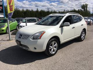 Used 2010 Nissan Rogue SL for sale in Newmarket, ON