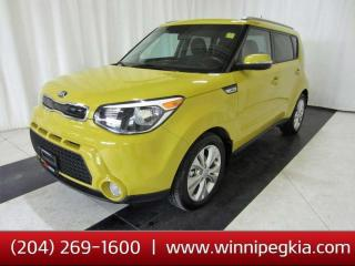 Used 2015 Kia Soul EX *Accident Free!* for sale in Winnipeg, MB