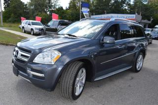 Used 2012 Mercedes-Benz GL-Class GL 350 BlueTec for sale in Richmond Hill, ON