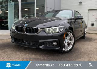 Used 2019 BMW 4 Series 430i xDrive for sale in Edmonton, AB