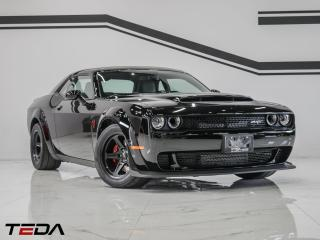 Used 2018 Dodge Challenger SRT Demon for sale in North York, ON