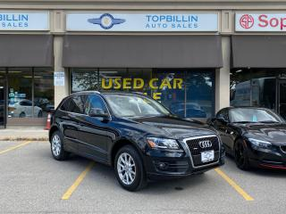 Used 2011 Audi Q5 3.2L Premium AWD, Navi, Blind Spot for sale in Vaughan, ON