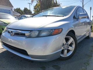 Used 2007 Honda Civic EX for sale in Ottawa, ON