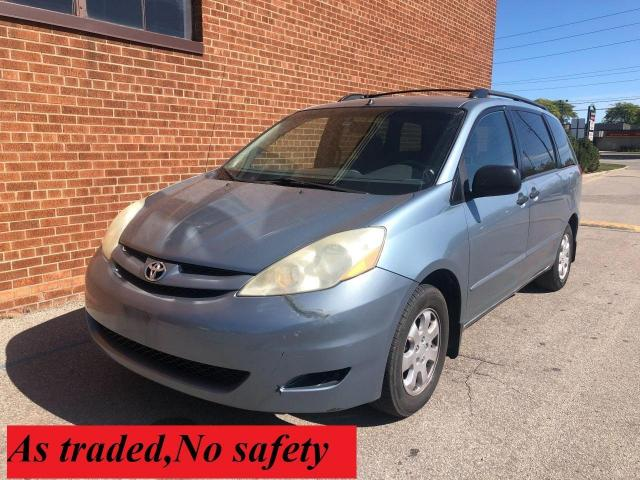 2006 Toyota Sienna CE/NO ACCIDENTS