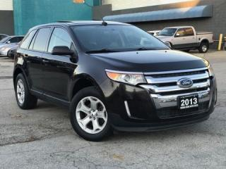 Used 2013 Ford Edge SEL|Navi|Leather|Sunroof|Rear Camera|Bluetooth for sale in Burlington, ON