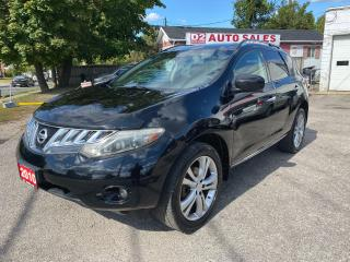 Used 2010 Nissan Murano Automatic/AWD/Leather/Roof/Comes Certified for sale in Scarborough, ON