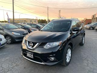 Used 2014 Nissan Rogue SV-AWD for sale in Hamilton, ON