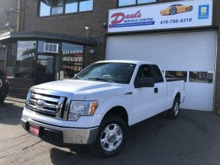Used 2011 Ford F-150 XLT-EXTENDED CAB-BLUETOOTH*CERTIFIED* for sale in York, ON