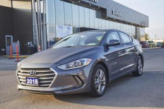 Used 2018 Hyundai ELANTRA GL 4D SEDAN AT ELANTRA GL | ONE OWNER | CLEAN CARFAX | HEATED SEATS | for sale in Burlington, ON