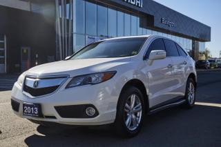 Used 2013 Acura RDX TECHNOLOGY PKG | CLEAN CARFAX | NAVIGATION | LEATHER SEATING | AS -IS | for sale in Burlington, ON
