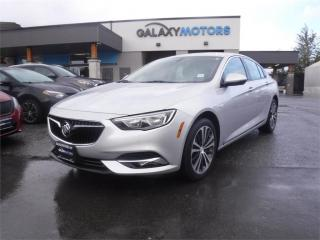 Used 2019 Buick Regal Sportback PREFERRED II-BLUETOOTH, USB, AUX for sale in Duncan, BC