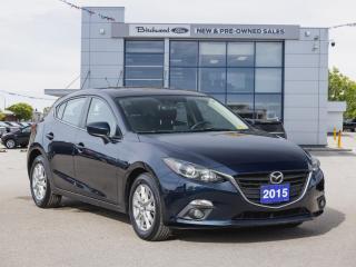 Used 2015 Mazda MAZDA3 GS RARE FIND   BACK UP CAMERA for sale in Winnipeg, MB