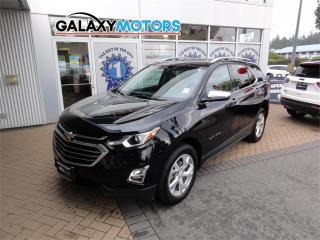 Used 2020 Chevrolet Equinox Premier for sale in Nanaimo, BC