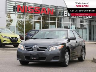 Used 2010 Toyota Camry LE LOW KMS, Ecellent Condition for sale in Winnipeg, MB