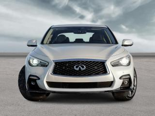 New 2020 Infiniti Q50 SPORT 19 Inch Wheels, Sport Suspension! for sale in Winnipeg, MB