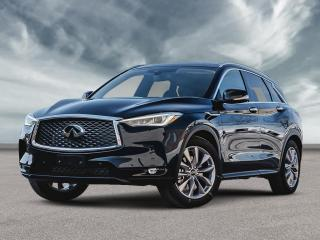New 2020 Infiniti QX50 ESSENTIAL w/Convenience Panoramic Roof, Navigation, Factory Remote Start! for sale in Winnipeg, MB