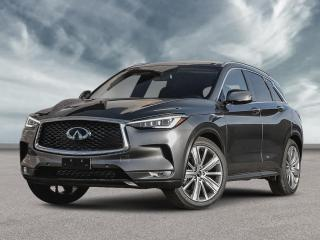 New 2020 Infiniti QX50 ProASSIST Bose Speakers, Navigation, Front+Rear Camera's! for sale in Winnipeg, MB