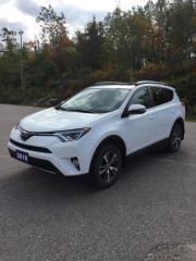 Used 2018 Toyota RAV4 XLE for sale in North Bay, ON