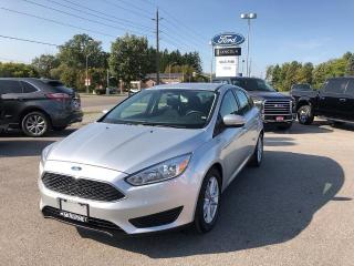 Used 2017 Ford Focus SE for sale in Aurora, ON