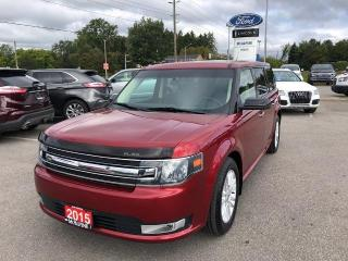 Used 2015 Ford Flex SEL for sale in Aurora, ON