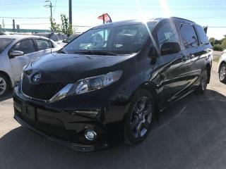 Used 2011 Toyota Sienna SE for sale in Gloucester, ON