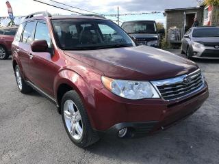 Used 2009 Subaru Forester X Limited for sale in Gloucester, ON