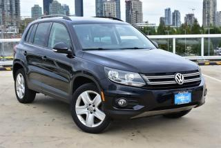 Used 2016 Volkswagen Tiguan Comfortline 2.0T 6sp at w/Tip 4M for sale in Burnaby, BC