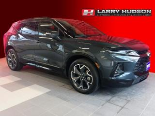 Used 2019 Chevrolet Blazer RS AWD | Leather | Navigation | 20