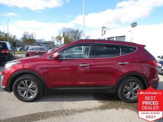 Used 2015 Hyundai Santa Fe Sport AWD 4dr 2.4L Luxury - Pano Sunroof/Leather/Camera for sale in Winnipeg, MB