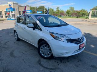 Used 2014 Nissan Versa Note SV for sale in Ajax, ON