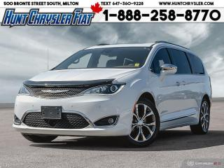 Used 2017 Chrysler Pacifica LIMITED | DUAL DVD | SOUND | 20s | SAFETY & MORE!! for sale in Milton, ON