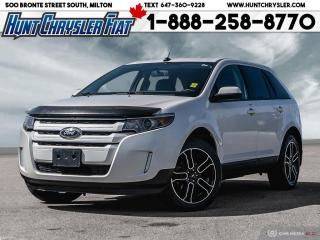 Used 2014 Ford Edge SEL | AWD | NAV | LTHR | CAM | HTD STS!!! for sale in Milton, ON
