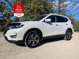 Used 2019 Nissan Rogue AWD SV TECH *NAVIGATION - PANORAMIC - CARPLAY* for sale in Winnipeg, MB