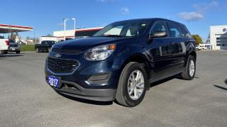 Used 2017 Chevrolet Equinox LS - AWD, TOW PKG, AC for sale in Kingston, ON