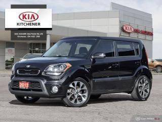 Used 2012 Kia Soul 2.0L 4u Luxury for sale in Kitchener, ON