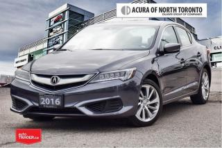 Used 2016 Acura ILX Premium No Accident| Remote Start|New Brakes and R for sale in Thornhill, ON