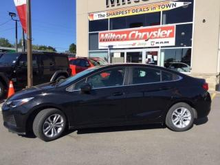 Used 2019 Chevrolet Cruze LT for sale in Milton, ON