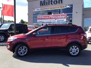 Used 2017 Ford Escape SE|HEATED SEATS|TRAILER TOW|BACK UP CAMERA for sale in Milton, ON