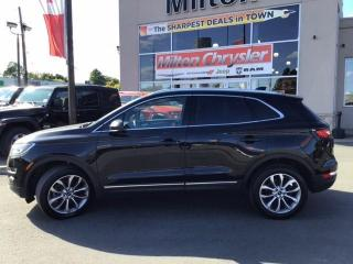 Used 2017 Lincoln MKC MKC AWD|NAVIGATION|PANORAMIC ROOF|LEATHER for sale in Milton, ON