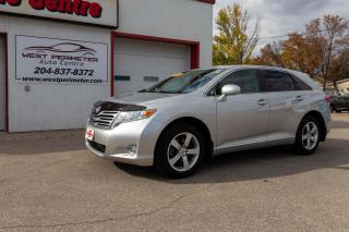 Used 2009 Toyota Venza 4DR WGN V6 AWD for sale in Winnipeg, MB