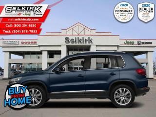 Used 2013 Volkswagen Tiguan Highline - Navigation for sale in Selkirk, MB