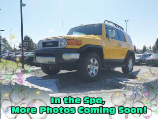 Used 2010 Toyota FJ Cruiser 4WD 4dr Auto | Rear Cam | A/C | AS - IS for sale in Waterloo, ON