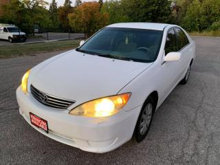 Used 2006 Toyota Camry 4dr Sdn for sale in Mississauga, ON