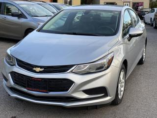 Used 2018 Chevrolet Cruze 4dr Sdn 1.4L LT w/1SD for sale in Scarborough, ON