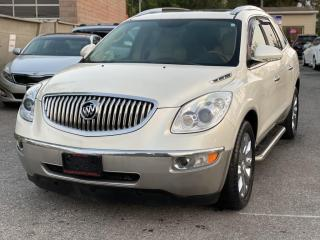 Used 2010 Buick Enclave AWD 4dr CXL2 for sale in Scarborough, ON